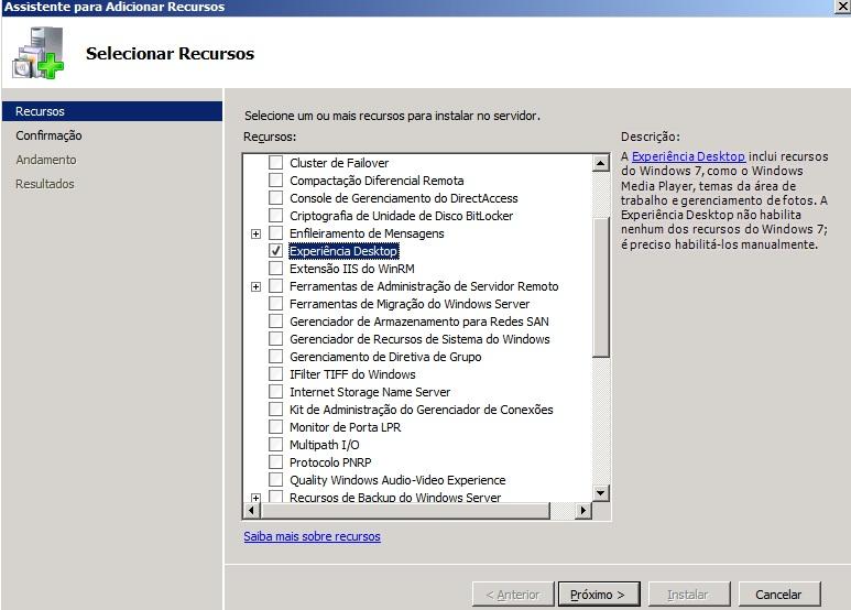 Instalando o Windows Defender no Server 2008 | Carlos Finet